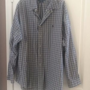 Men's Ralph Lauren shirt xxl